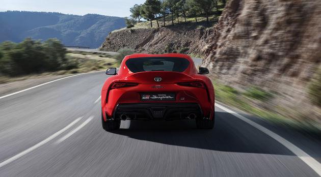 4_Toyota-Supra-Red