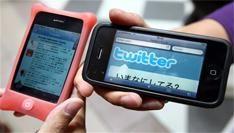 40% van alle Tweets komen van een mobiel