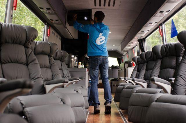 Garmini-Sharp ploegbus
