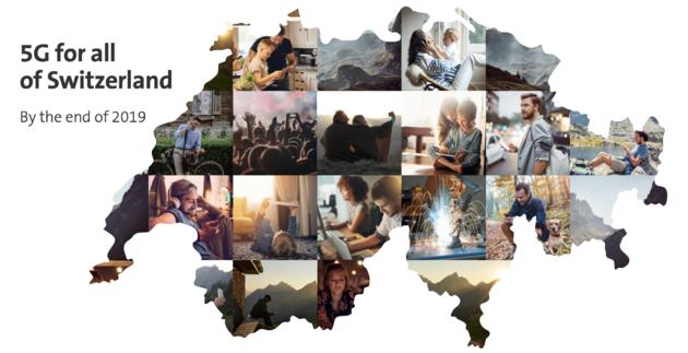 OPPO en Swisscom lanceren eerste 5G project in Europa