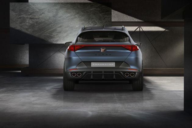 Cupra Formentor: combi van een sportwagen met een SUV