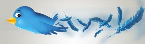 9 Twitter Web Clients op rij