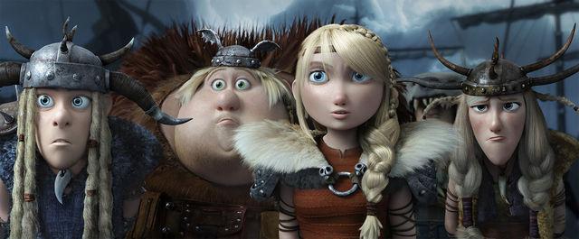 Netflix Original-series voor kinderen: Twee nieuwe seizoenen van Dreamworks Dragons