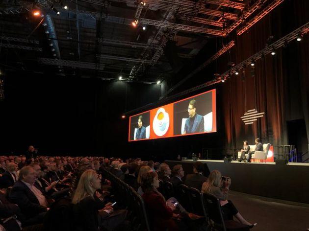 Aanwezig bij Oracle Open World in Londen