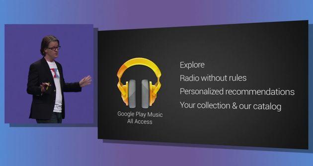 Activeer Google Play Music All Access in Nederland/België