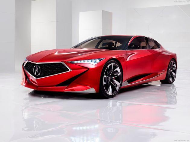 Acura Precision Concept 2