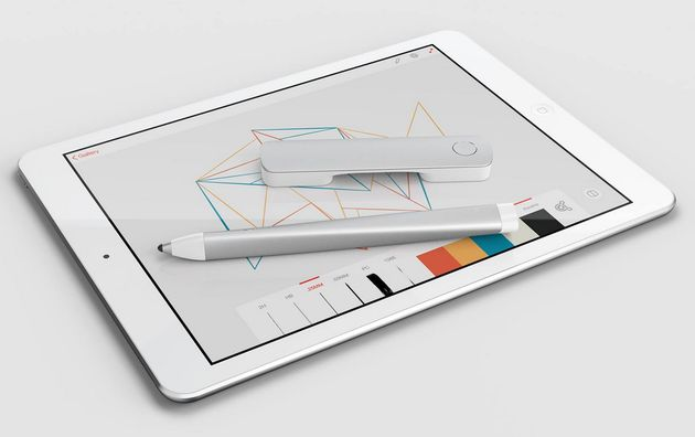 Adobe introduceert eigen hardware: Ink & Slide