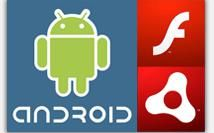 Adobe kondigt Flash Player en AIR aan voor Android