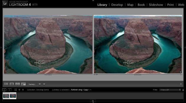 Adobe Lightroom 4 bèta