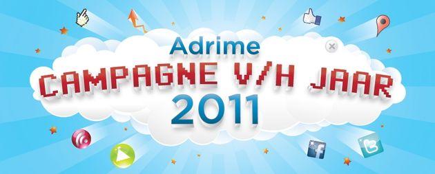 Adrime reikt prijs uit voor campagne van het jaar