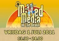 [Adv] Mixed Media on the Beach 2011