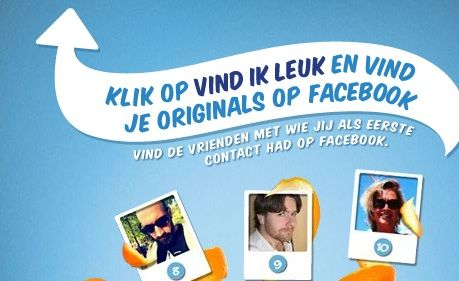 [Adv] Orangina 'Show Your Originals' facebook applicatie