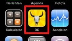 Aftellen naar Dutchcowboys iPhone app (Update)