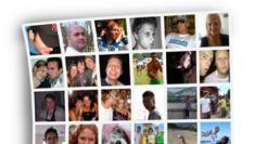 Al je Twitter, Facebook en Hyves vrienden aan de muur