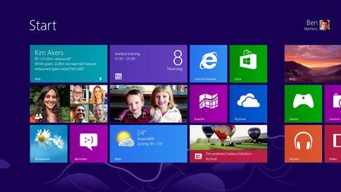 Al meer dan 35.000 Windows 8 apps in de store