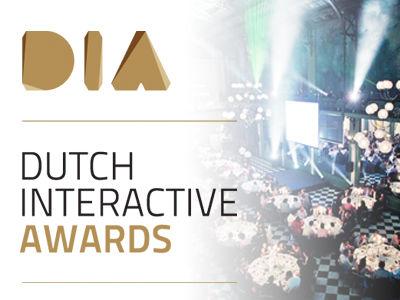 Alle genomineerden van de Dutch Interactive Awards 2014 zijn bekend