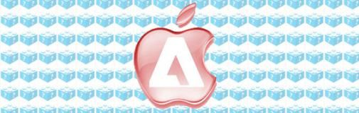 "Amerikaanse regering mengt zich in ""Apple vs Adobe"""