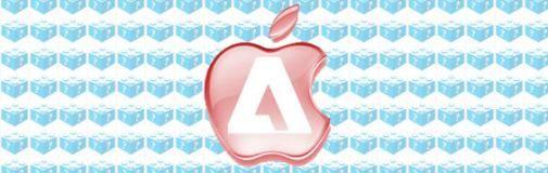 "Amerikaanse regering mengt zich in ""Apple vs Adobe"""