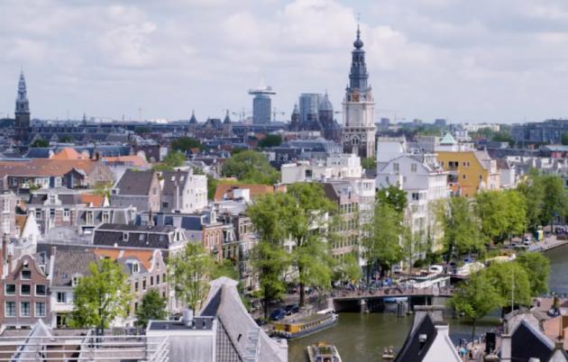 Amsterdam booking.com