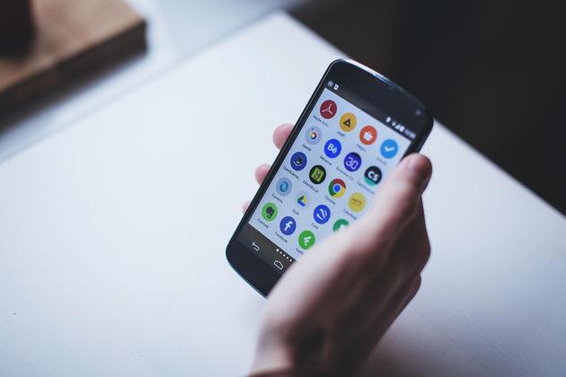 android-app-delen