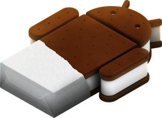 Android Ice Cream Sandwich onthuld