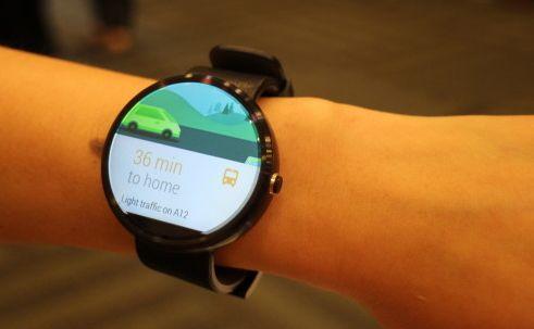 Android Wear support voor Google Maps en Google Keep