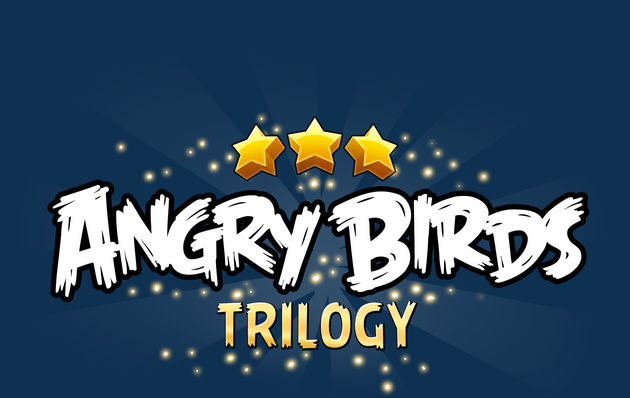 Angry Birds Trilogy wereldwijd meer dan één miljoen keer verkocht