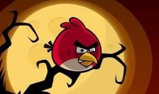Angry Birds Wallpapers : Halloween edition