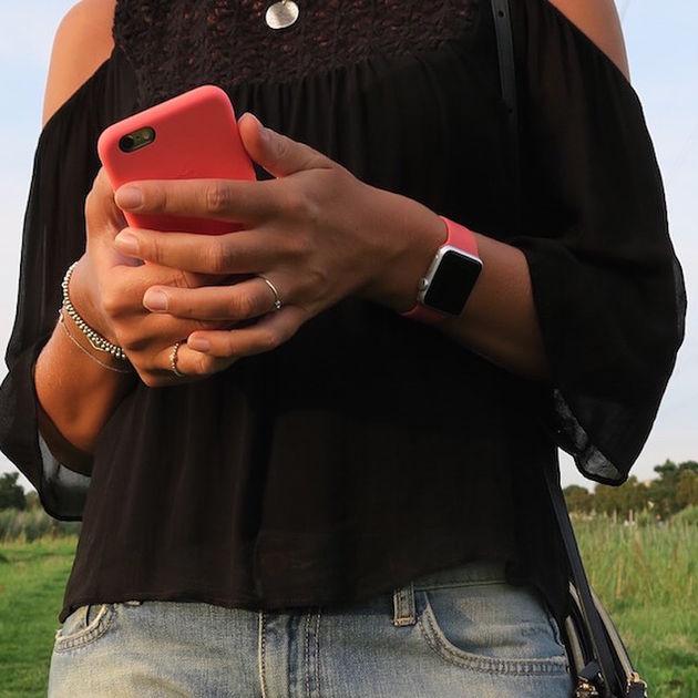 Annemerel Apple Watch