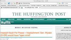 AOL koopt The Huffington Post voor $315 miljoen