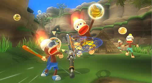 Ape Escape: apen opruimen met de Playstation Move