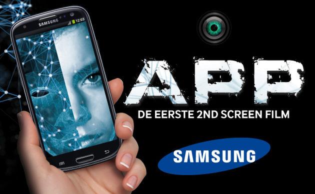 APP, de eerste bioscoopfilm met second screen