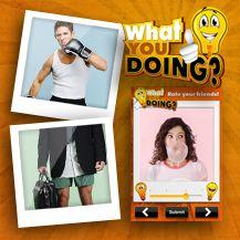 App voor het zelf verzinnen van (foto)opdrachten voor vrienden