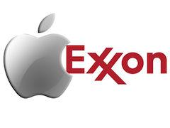 Apple even #1 op de beursvloer