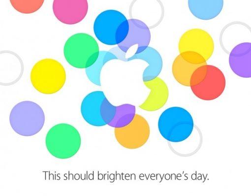 Apple event; LIVE updates