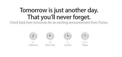 Apple kondigt groot nieuws aan, maar wat ?