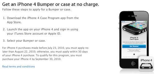 Apple lanceert speciale website voor iPhone 4 Case