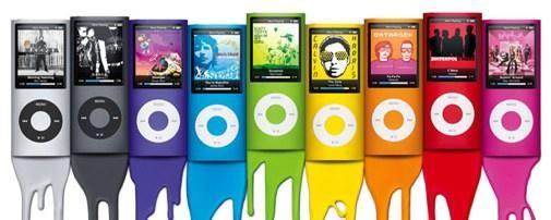 Apple, nieuwe iPods en iTunes 8