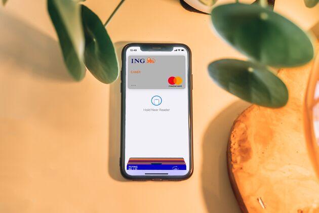 Apple Pay banken Nederland