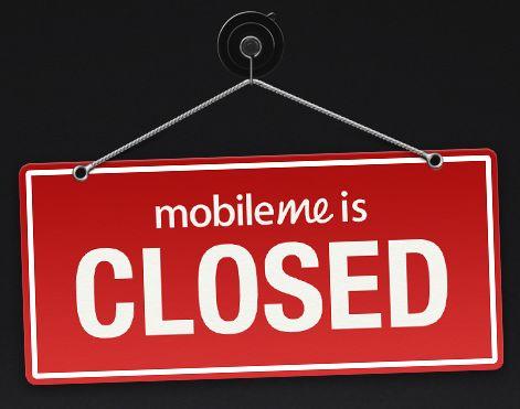 Apple trekt stekker uit MobileMe