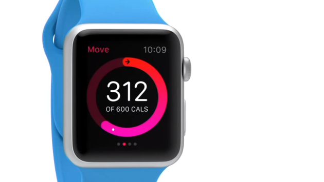 apple watch - calories