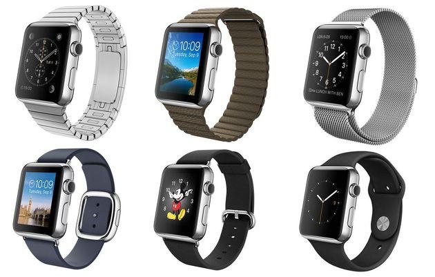 apple watch wristbands