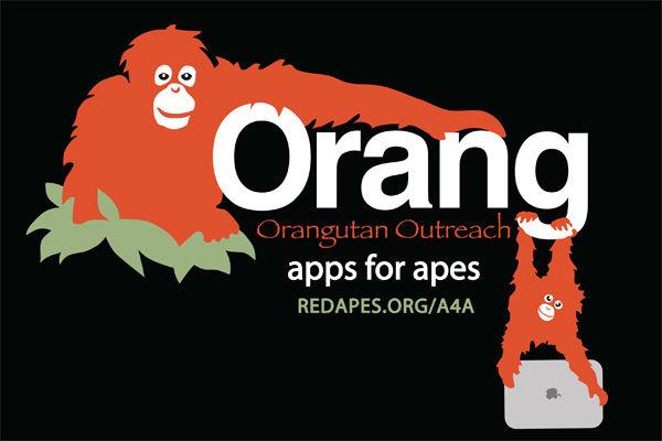Apps voor Apen: mensen niet langer de enige gebruikers van een iPad