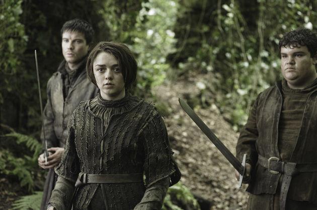 Arya Stark, Theon Greyjoy en Ser Davos Seaworth openen Game of Thrones: The Exhibition in Nederland