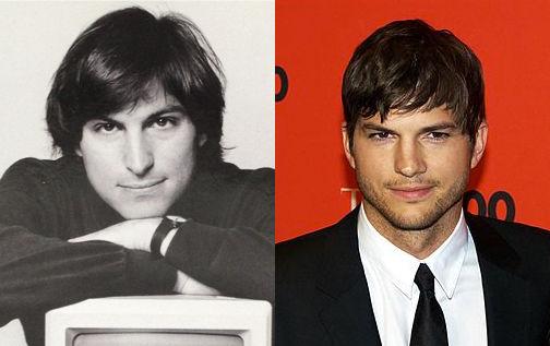 Ashton Kutcher gaat Steve Jobs spelen