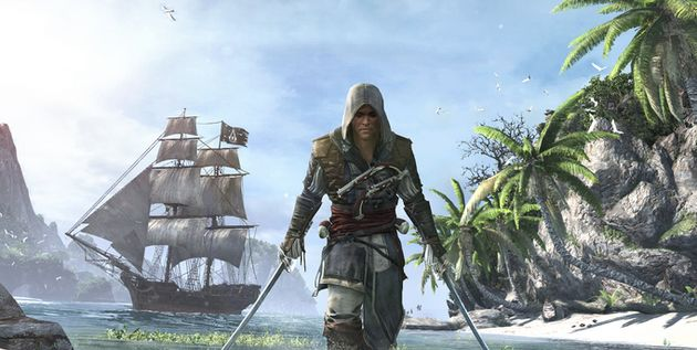 Assassin's Creed IV: Black Flag zeilt de rest van de serie voorbij