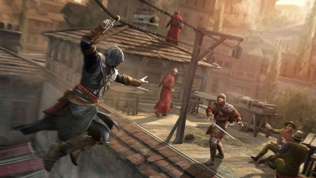 Assassin's Creed Revelations is niet meer dan een einde