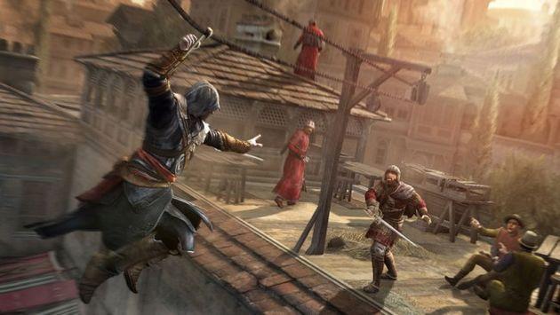 Assassin's Creed Revelations is niet meer dan een einde