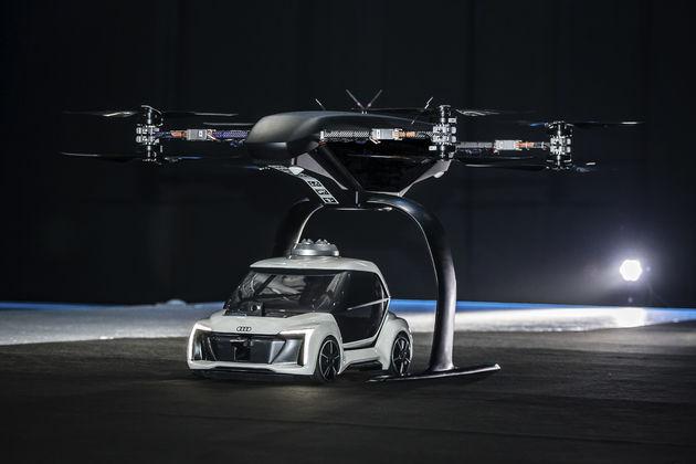 audi-drone