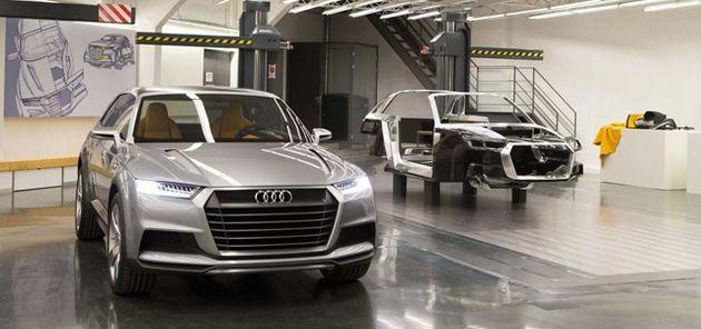 Audi presenteert nieuwe designstrategie